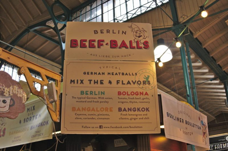 The classic Berlin street food in new flavours
