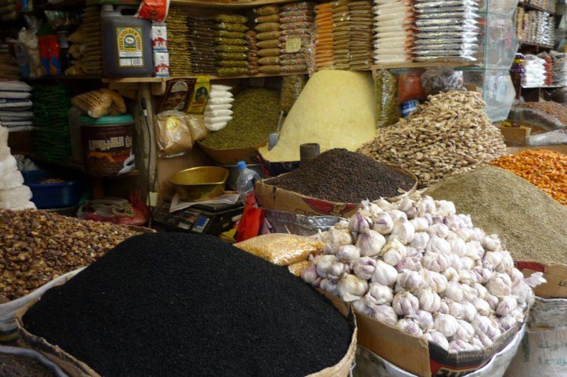 Not only garlic
