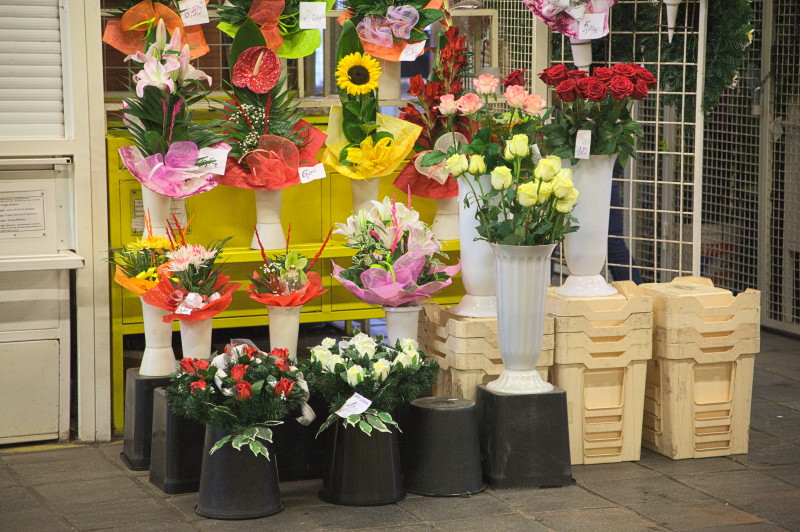 Bouquets for any occasion
