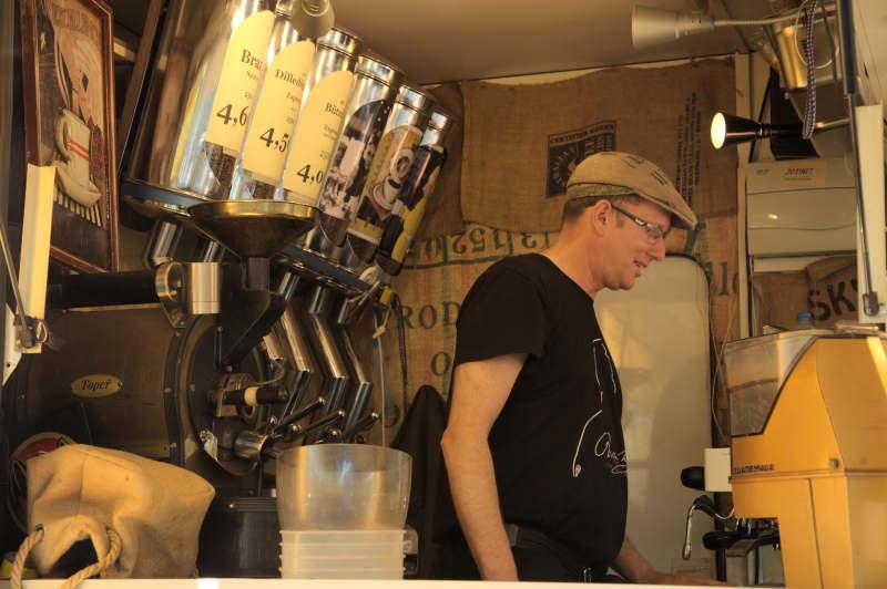 The coffee guy