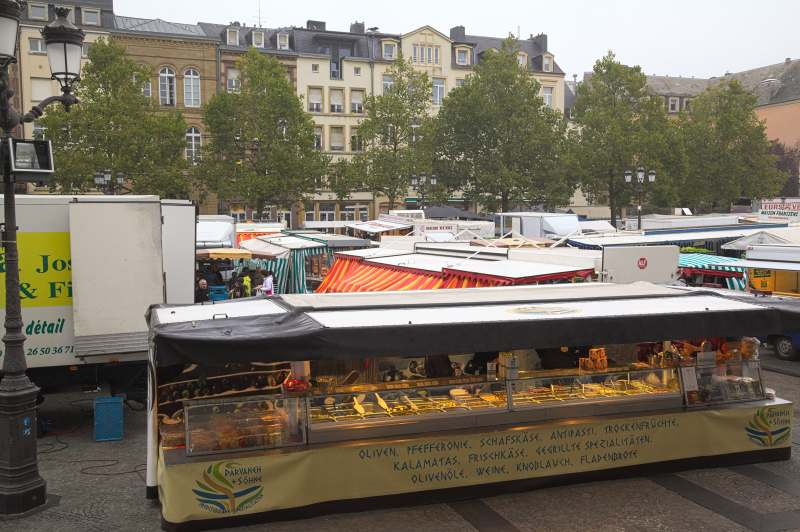 Luxembourg market