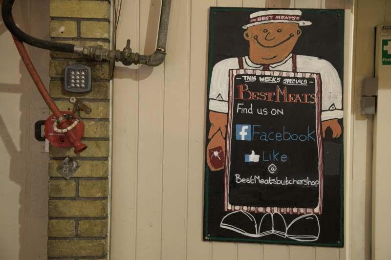 Social media for the butcher - English Market