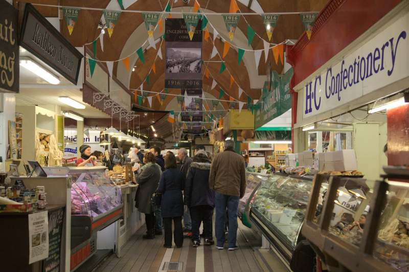 """Celebrating the """"Rising"""" in the English market"""