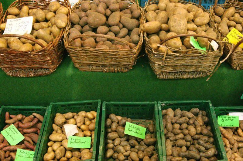 Sharing the love for potato diversity