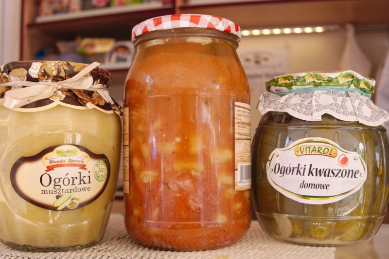 Pickles from Poland
