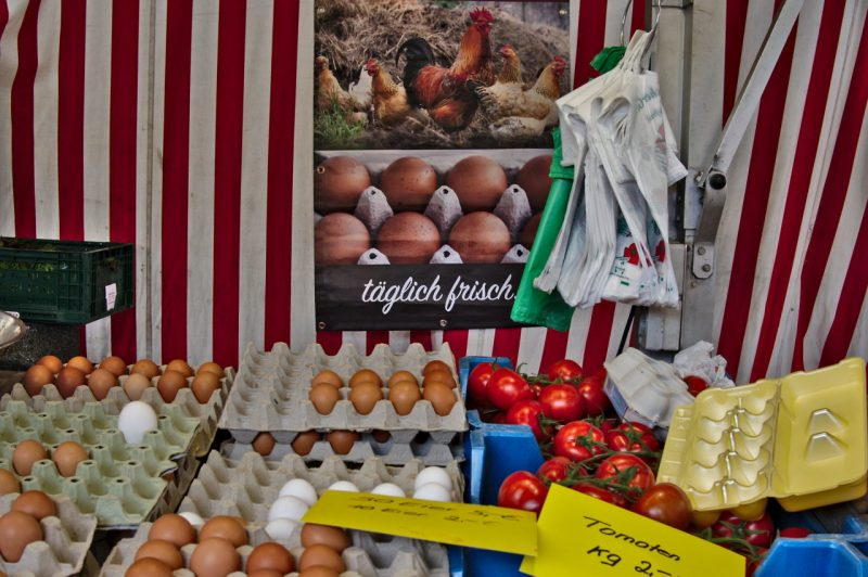 Always fresh at Cologne Nippes Market