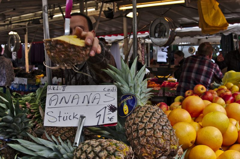 Get a taste at Cologne Nippes Market