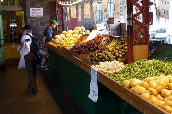Soulard Market St. Louis